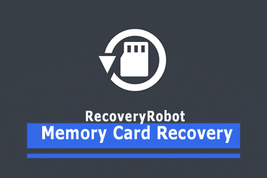 RecoveryRobot Memory Card Recovery