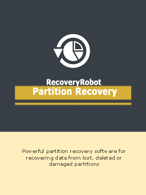 RecoveryRobot Partition Recovery Box