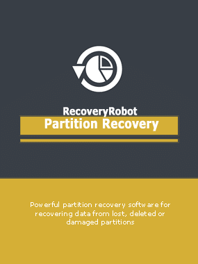 RecoveryRobot Partition Recovery Boxshot